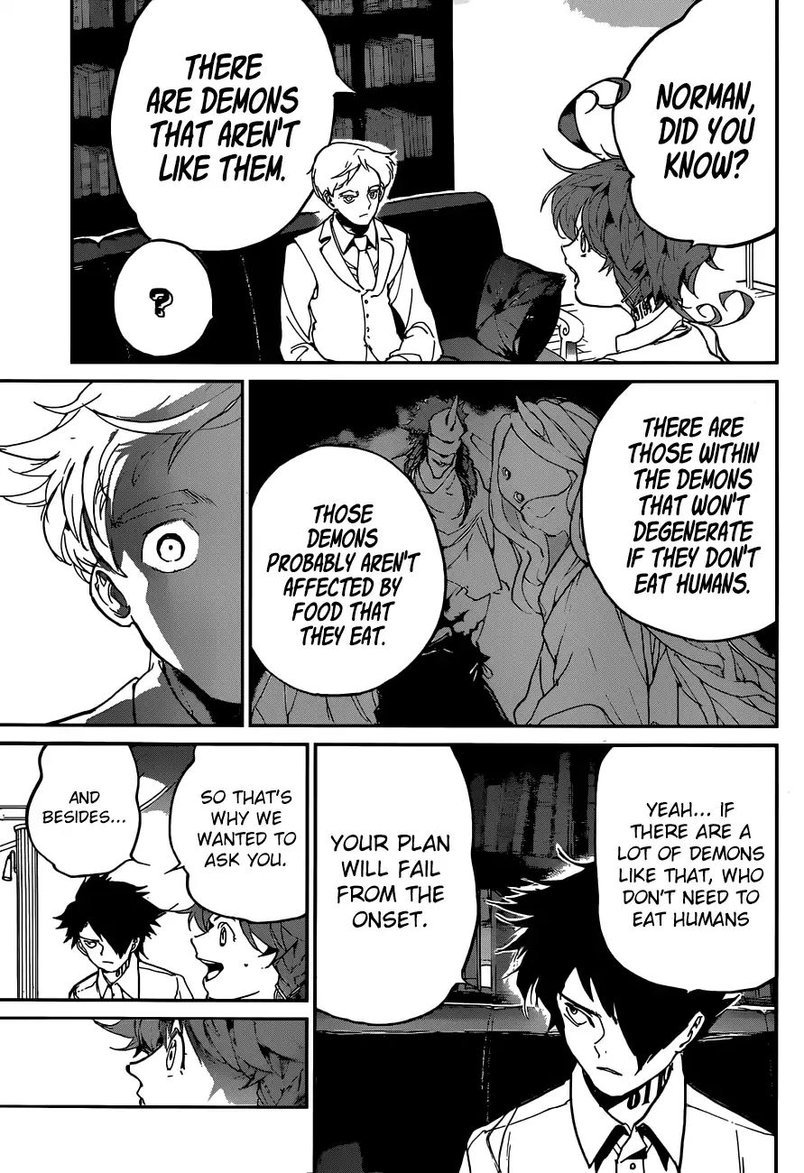 Yakusoku No Neverland Chapter 126  Online Free Manga Read Image 18