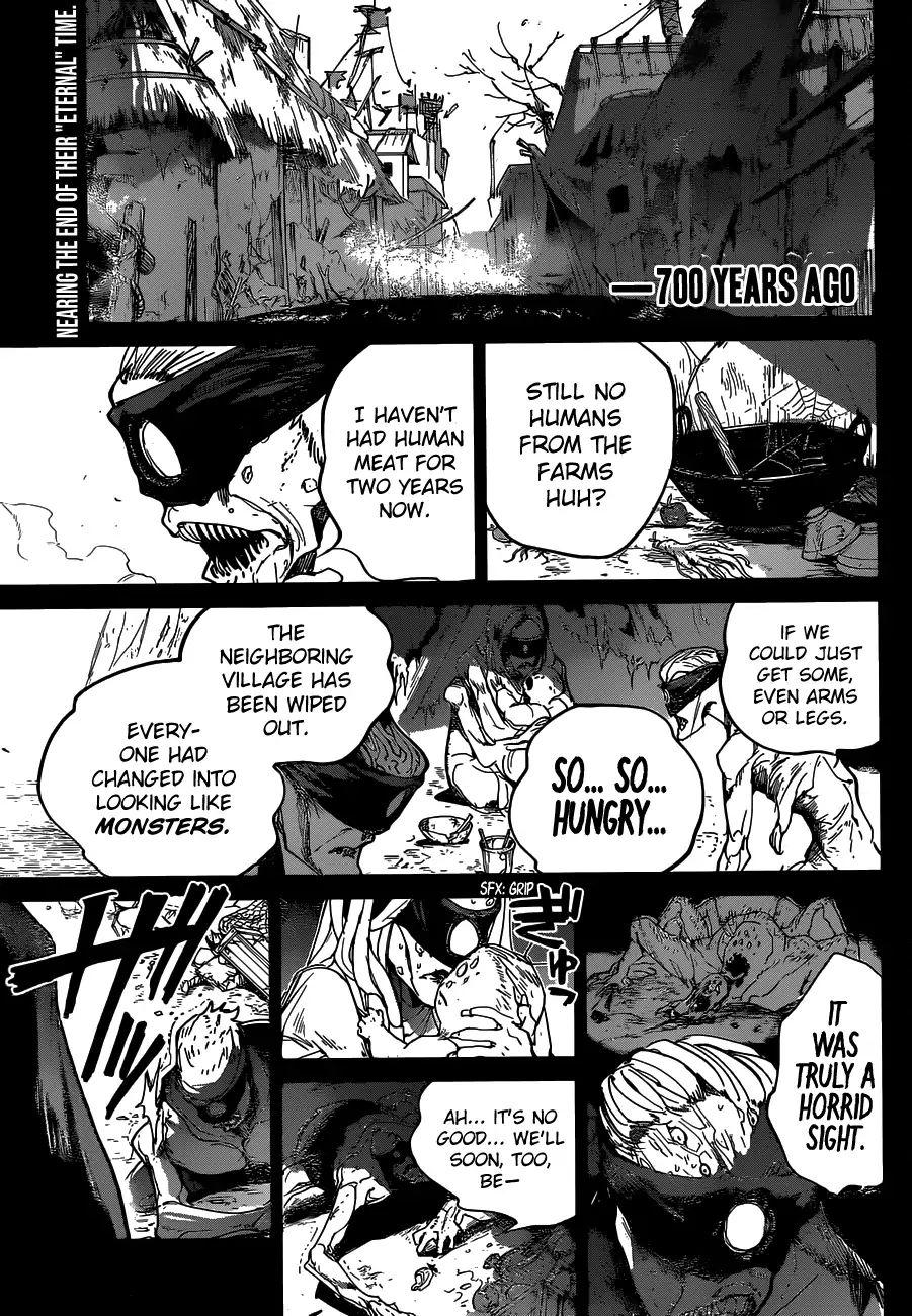 Yakusoku No Neverland Chapter 127  Online Free Manga Read Image 1