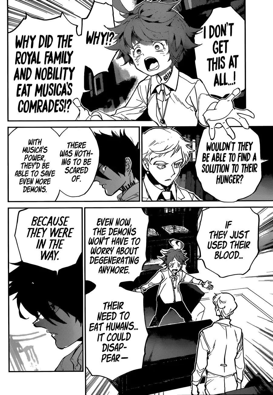 Yakusoku No Neverland Chapter 127  Online Free Manga Read Image 11