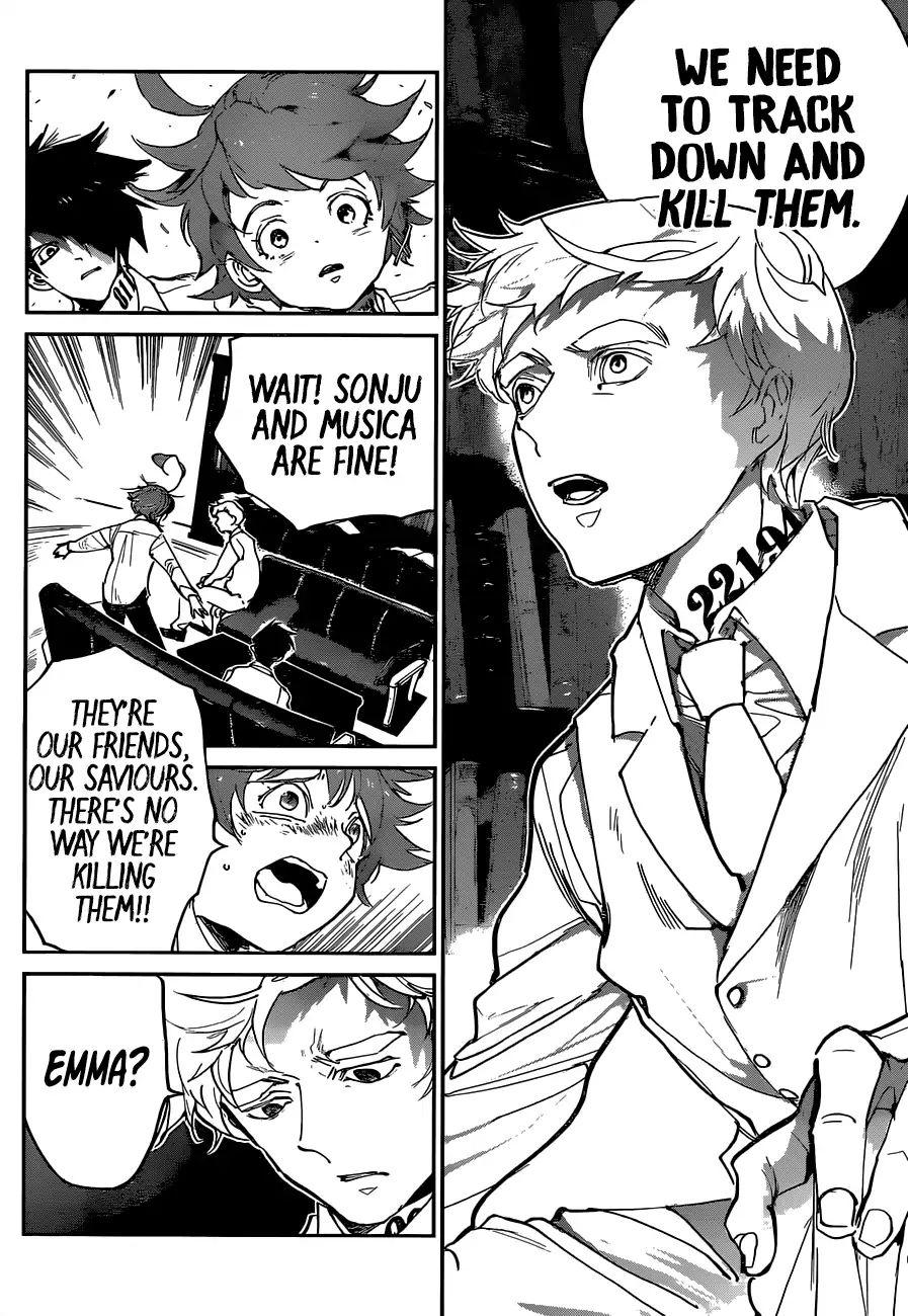 Yakusoku No Neverland Chapter 127  Online Free Manga Read Image 15