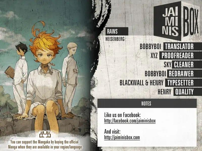 Yakusoku No Neverland Chapter 127  Online Free Manga Read Image 2