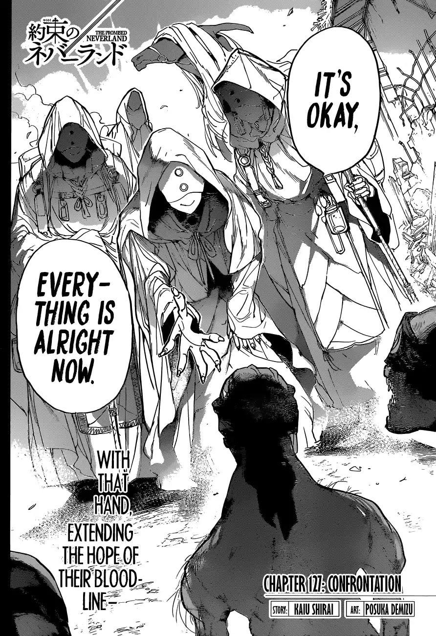 Yakusoku No Neverland Chapter 127  Online Free Manga Read Image 3