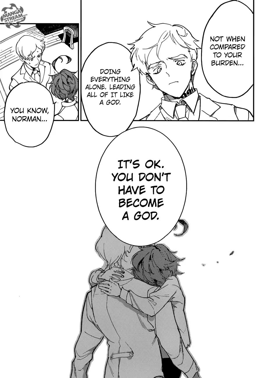 Yakusoku No Neverland Chapter 128  Online Free Manga Read Image 14