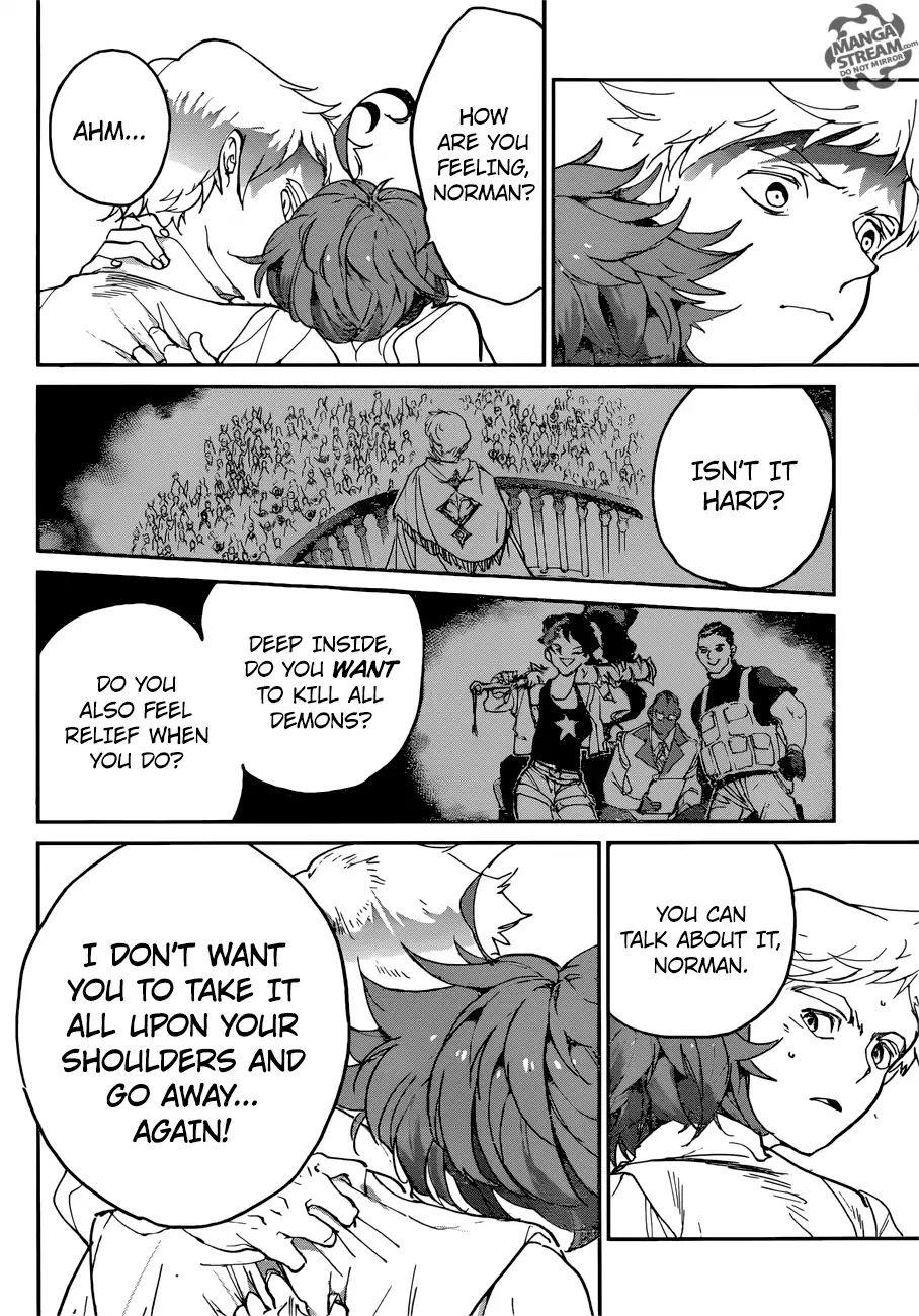 Yakusoku No Neverland Chapter 128 Online Free Manga Read Image 15