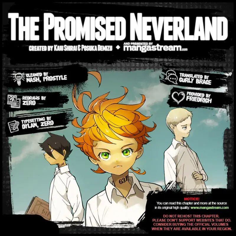 Yakusoku No Neverland Chapter 128  Online Free Manga Read Image 2