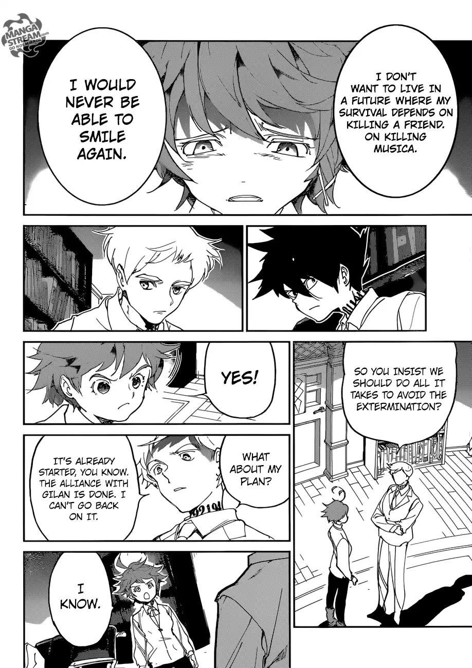 Yakusoku No Neverland Chapter 128 Online Free Manga Read Image 7