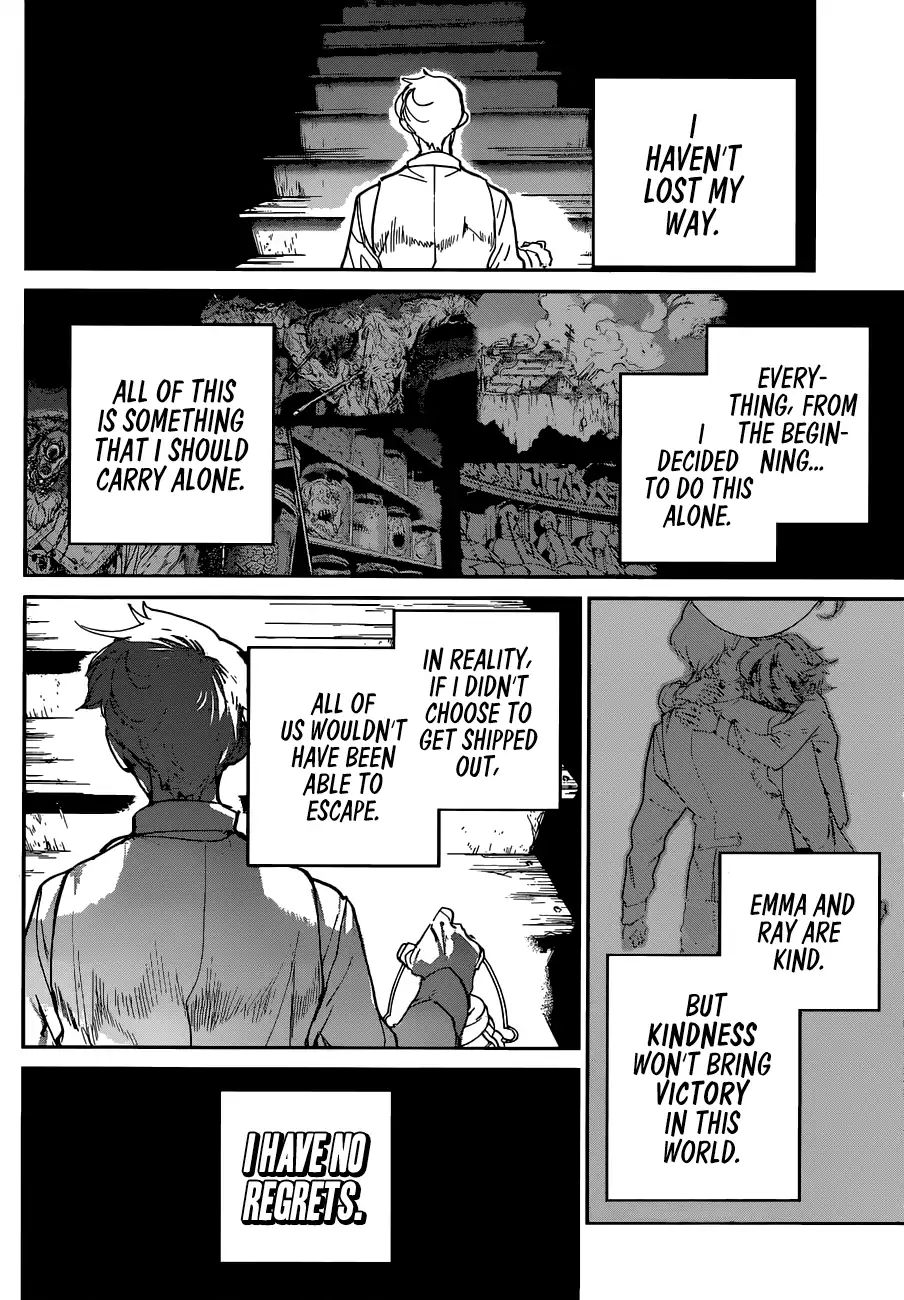 Yakusoku No Neverland Chapter 129  Online Free Manga Read Image 17