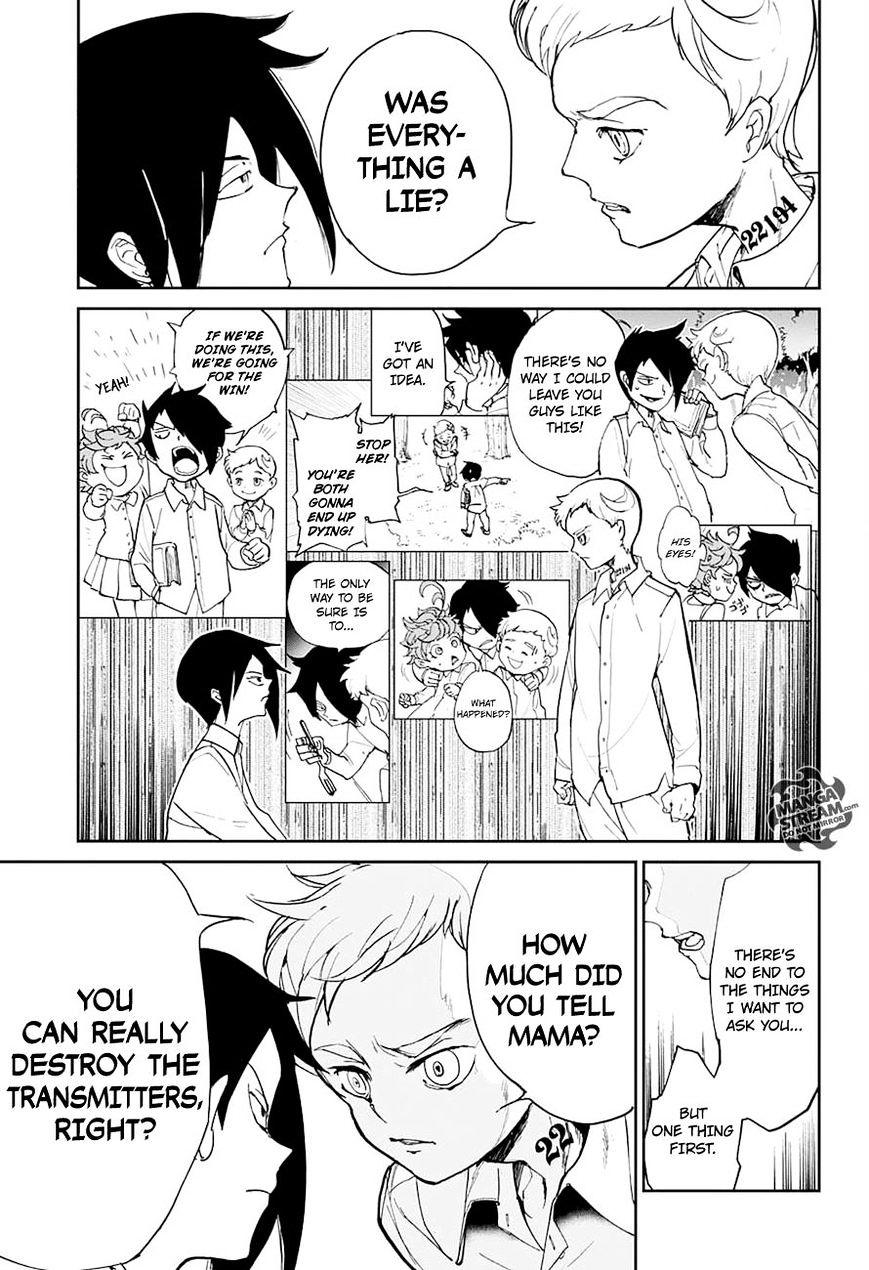 Yakusoku No Neverland Chapter 13  Online Free Manga Read Image 11