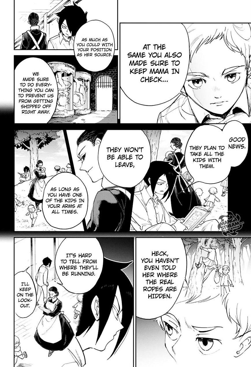 Yakusoku No Neverland Chapter 13  Online Free Manga Read Image 18