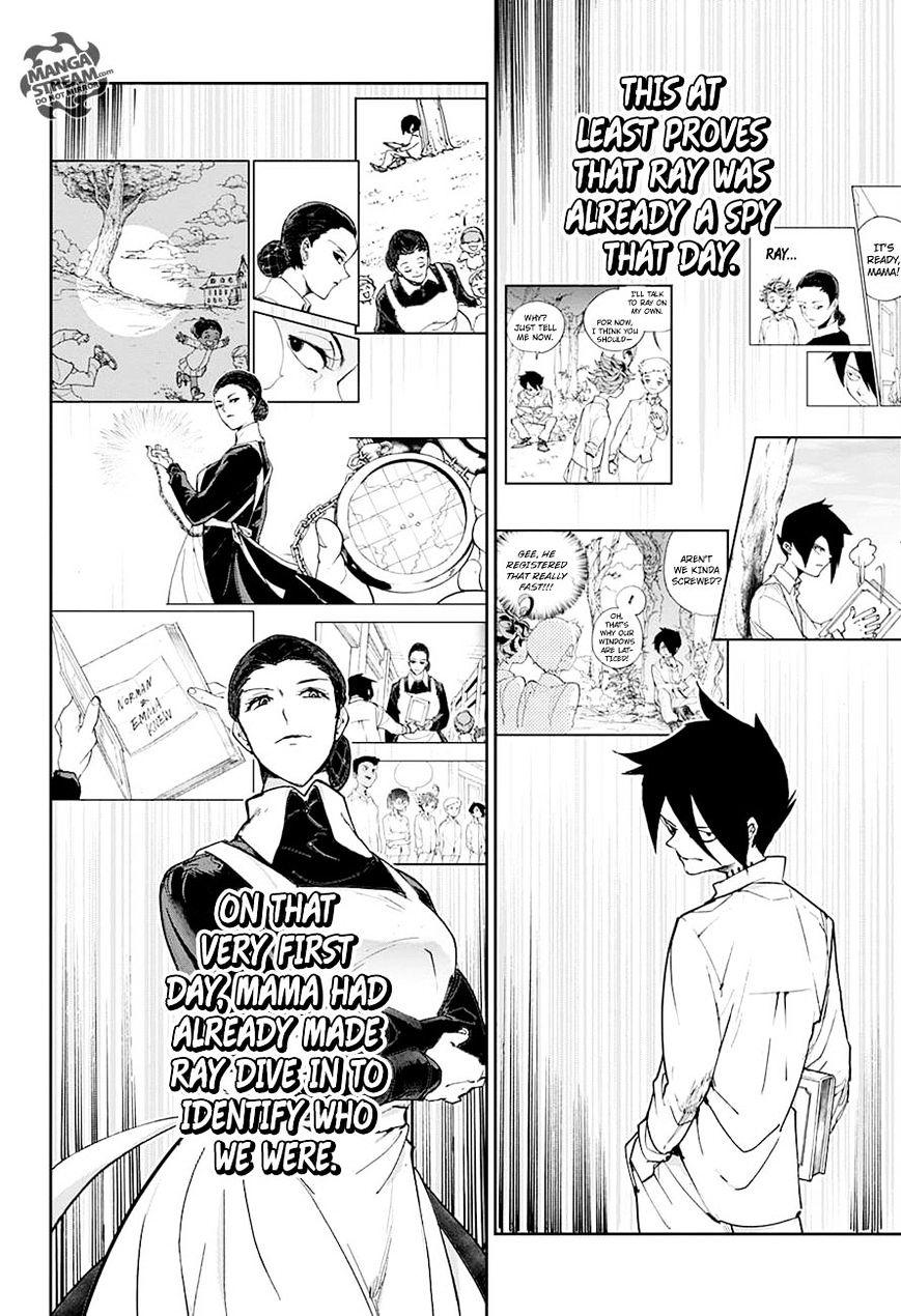 Yakusoku No Neverland Chapter 13  Online Free Manga Read Image 8