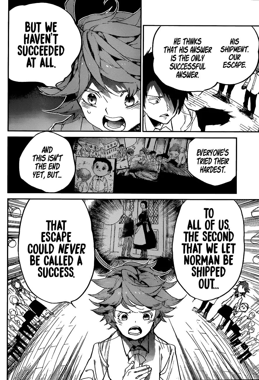 Yakusoku No Neverland Chapter 130  Online Free Manga Read Image 14