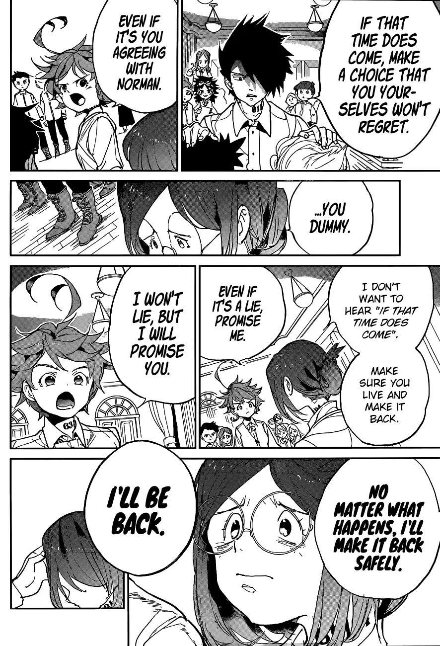 Yakusoku No Neverland Chapter 130  Online Free Manga Read Image 16