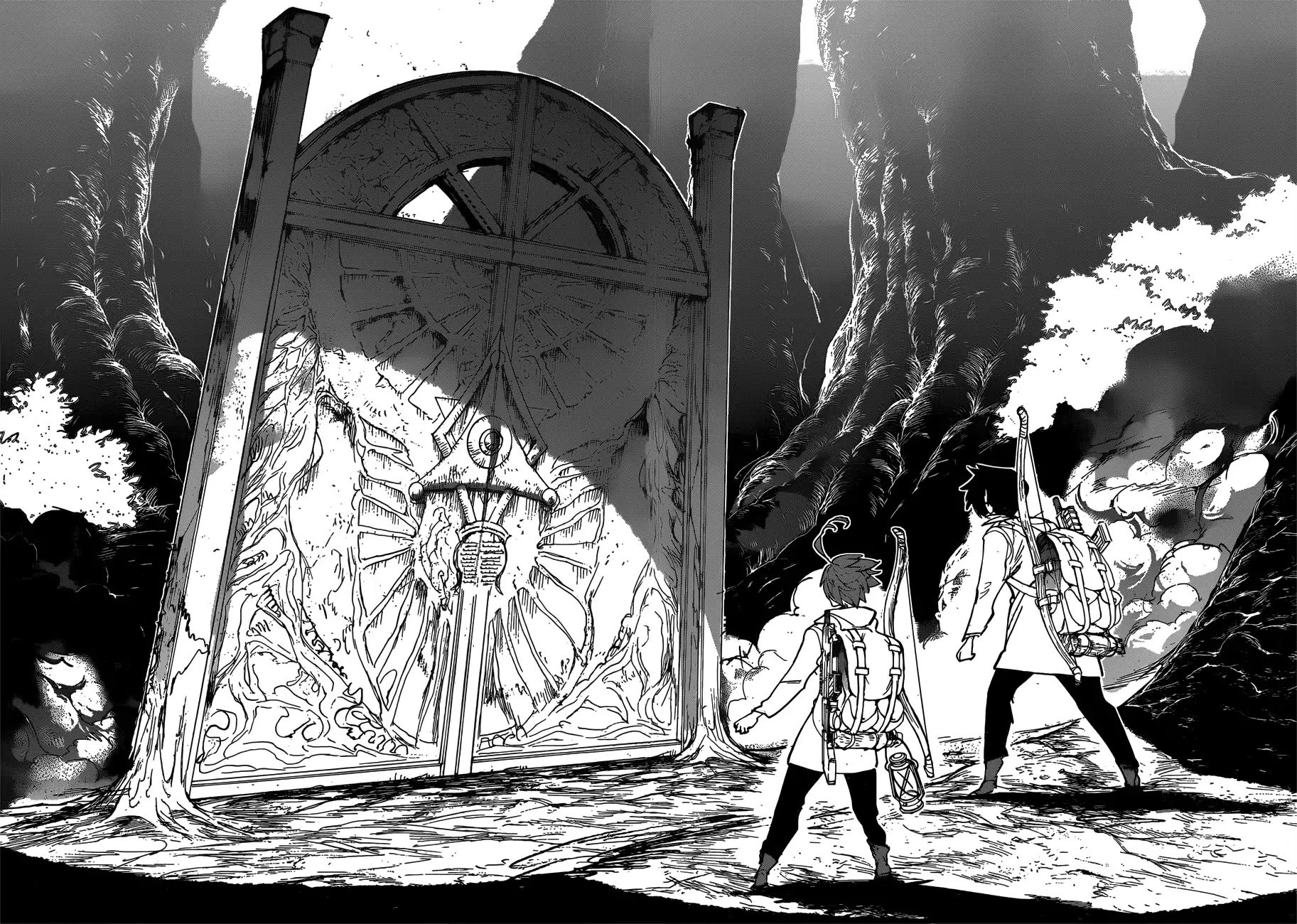 Yakusoku No Neverland Chapter 131  Online Free Manga Read Image 10