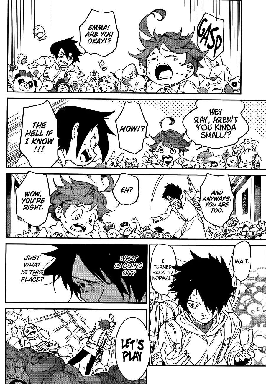 Yakusoku No Neverland Chapter 133 Online Free Manga Read Image 17