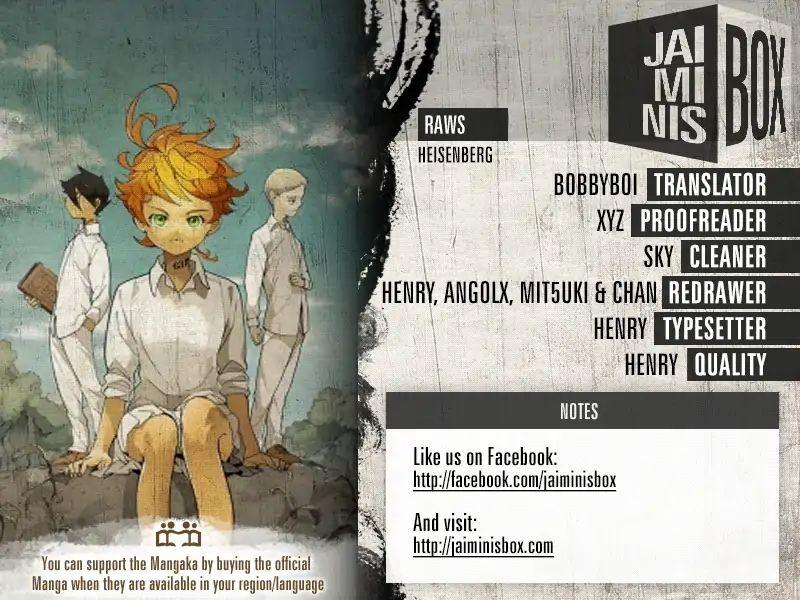 Yakusoku No Neverland Chapter 133 Online Free Manga Read Image 2