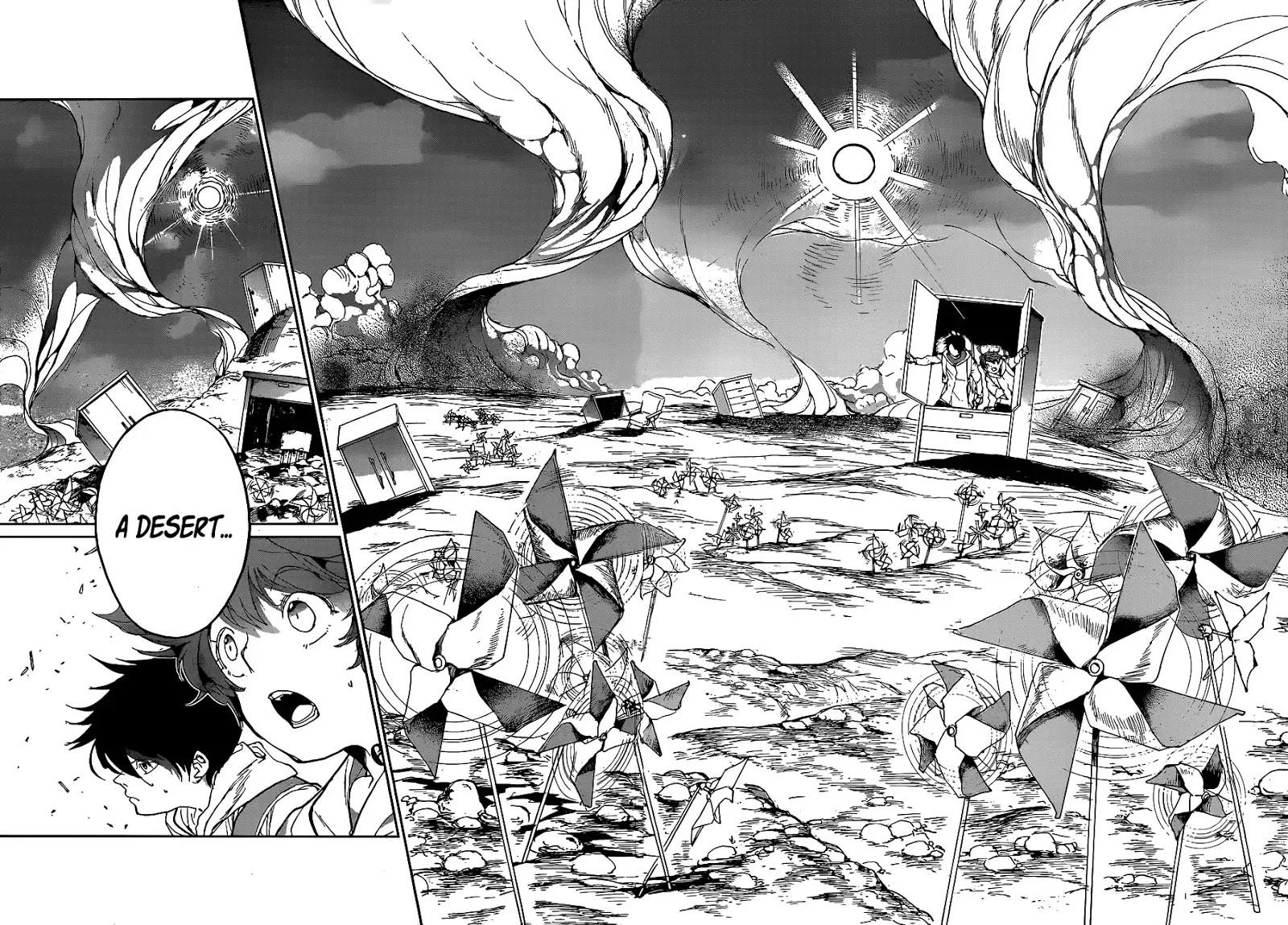 Yakusoku No Neverland Chapter 136  Online Free Manga Read Image 15