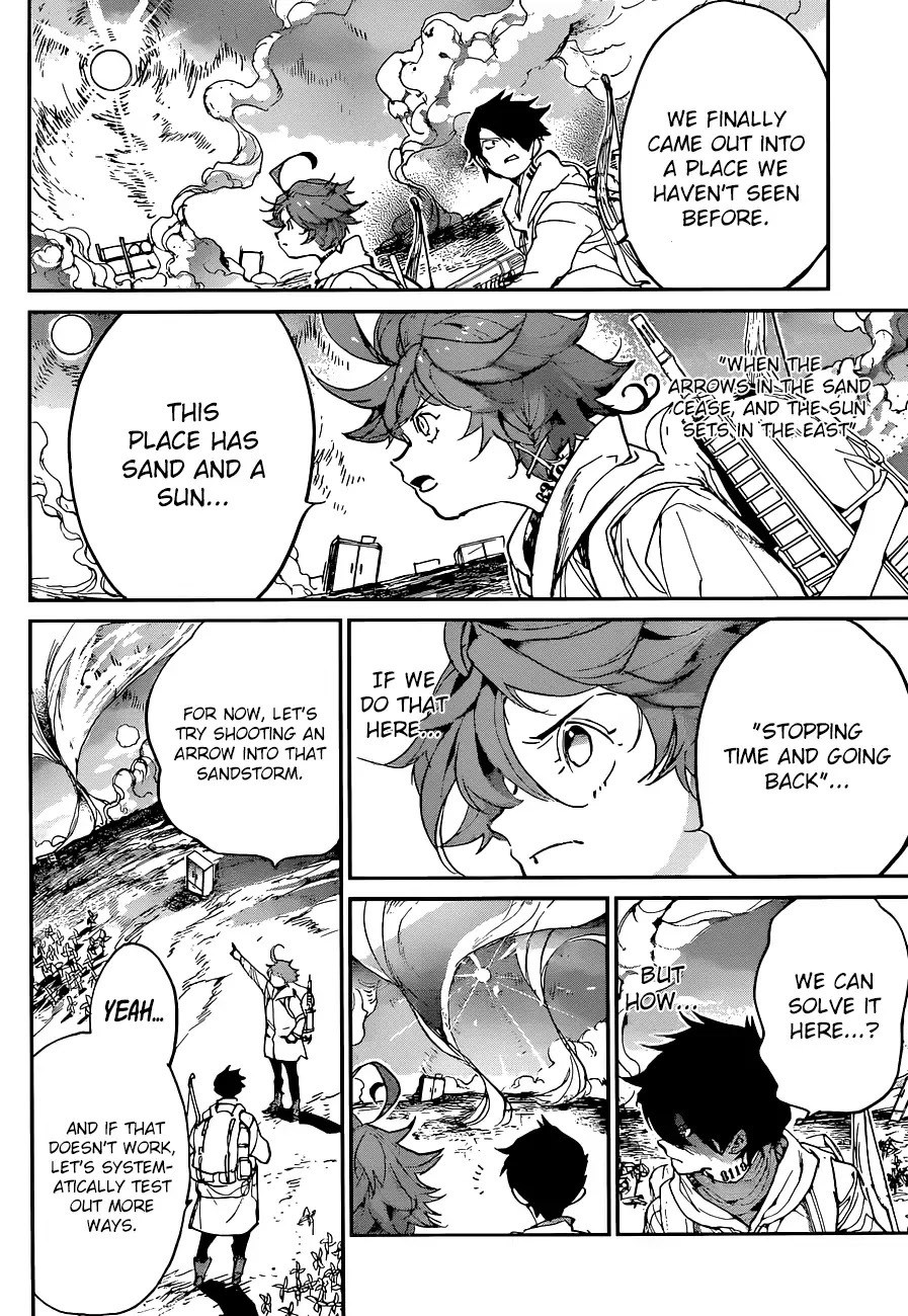 Yakusoku No Neverland Chapter 136  Online Free Manga Read Image 16