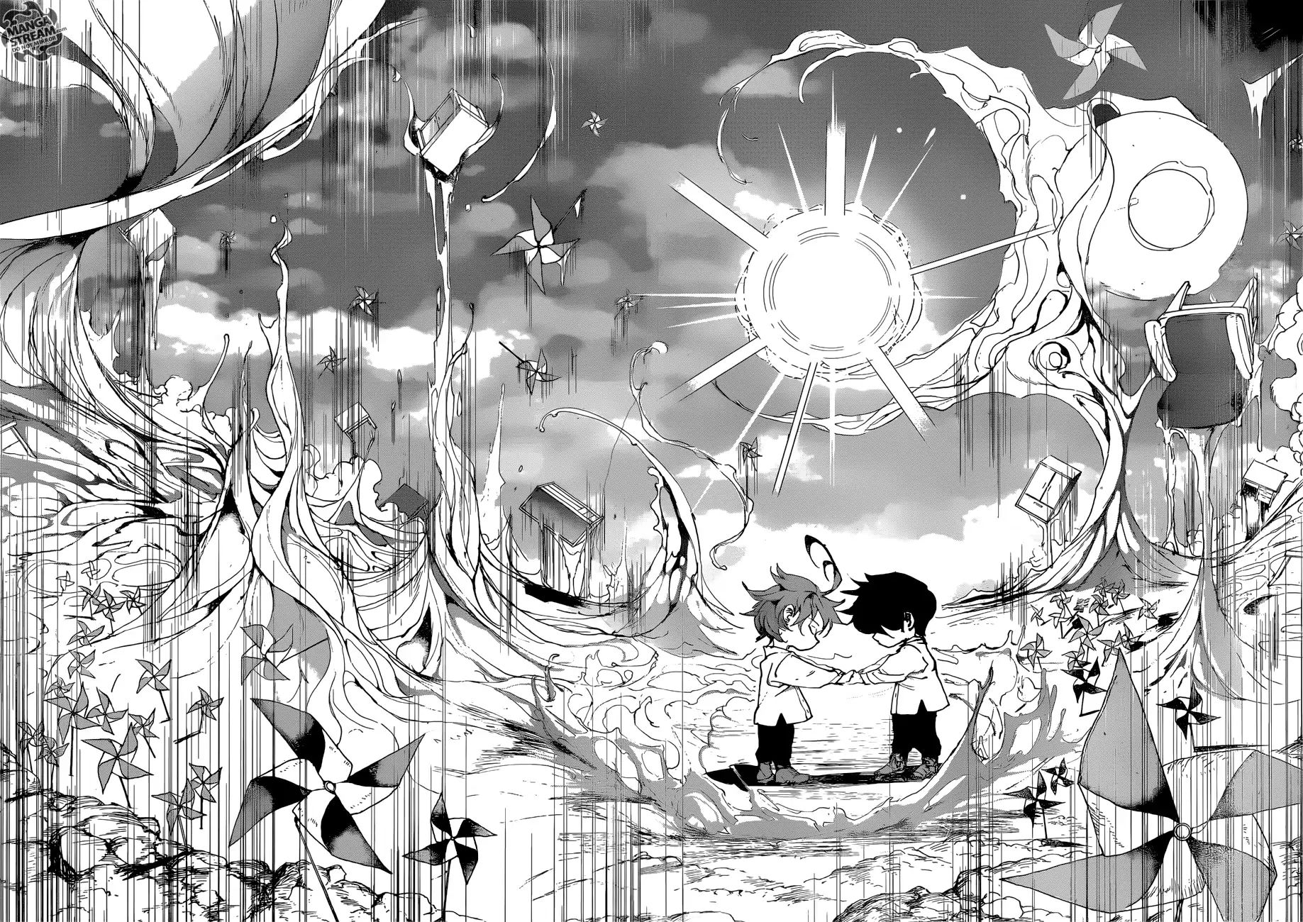 Yakusoku No Neverland Chapter 137  Online Free Manga Read Image 11