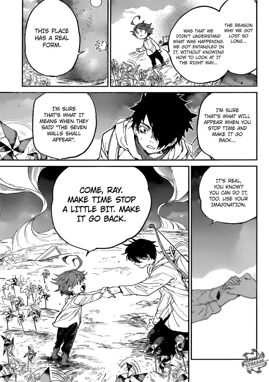 Yakusoku No Neverland Chapter 137  Online Free Manga Read Image 8