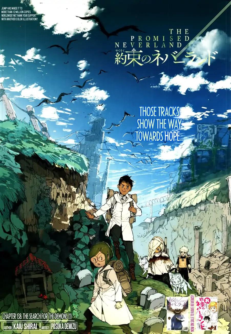 Yakusoku No Neverland Chapter 138  Online Free Manga Read Image 1
