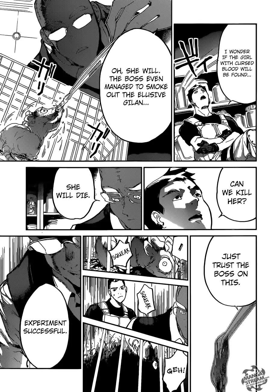 Yakusoku No Neverland Chapter 138  Online Free Manga Read Image 5