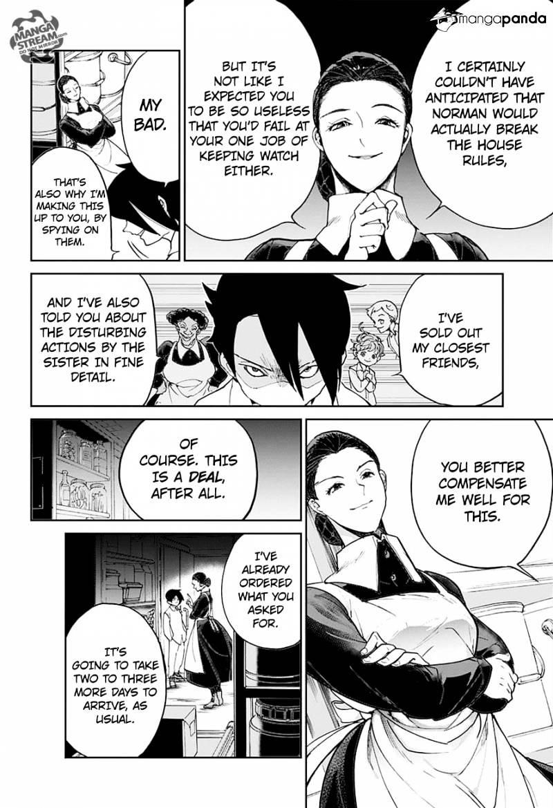 Yakusoku No Neverland Chapter 14  Online Free Manga Read Image 19