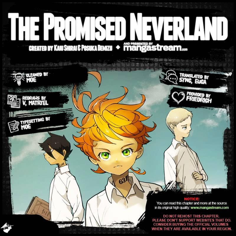 Yakusoku No Neverland Chapter 14  Online Free Manga Read Image 2