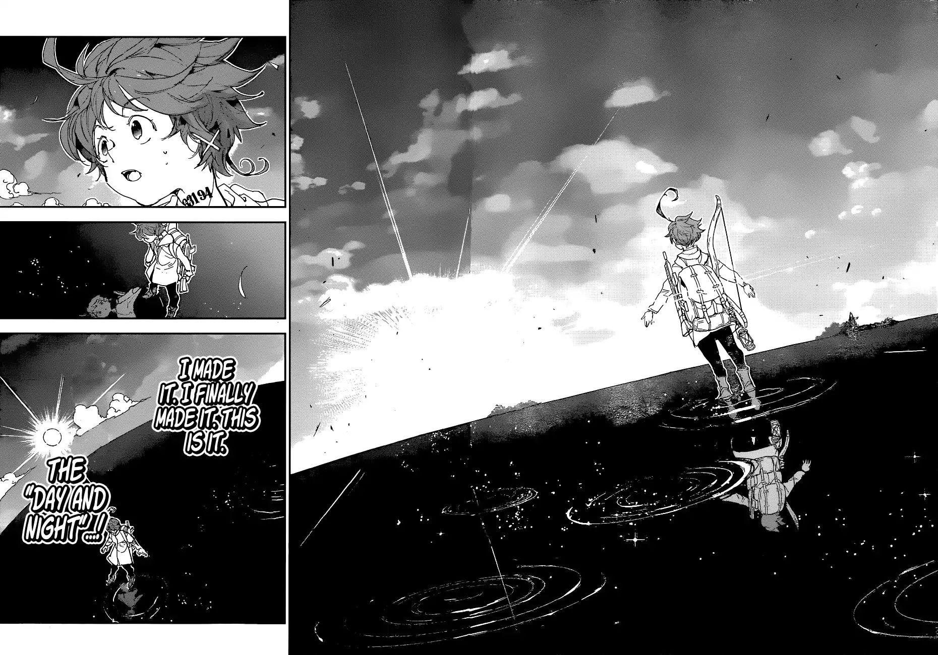 Yakusoku No Neverland Chapter 140  Online Free Manga Read Image 13