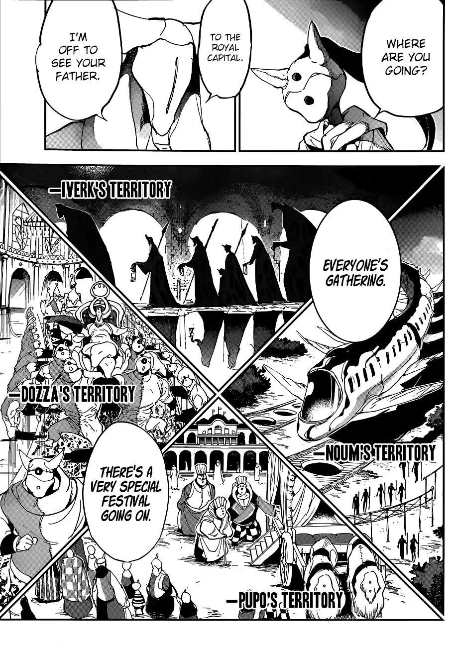 Yakusoku No Neverland Chapter 140  Online Free Manga Read Image 4