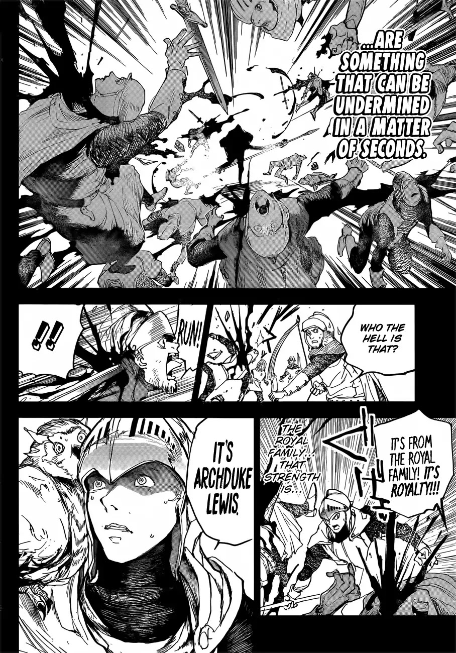 Yakusoku No Neverland Chapter 141  Online Free Manga Read Image 16