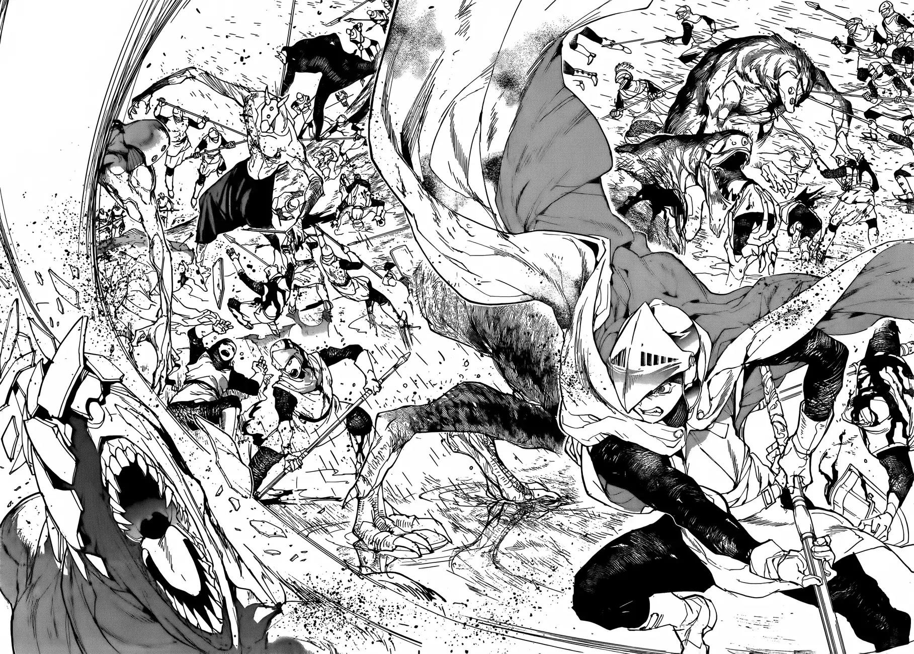 Yakusoku No Neverland Chapter 141  Online Free Manga Read Image 9