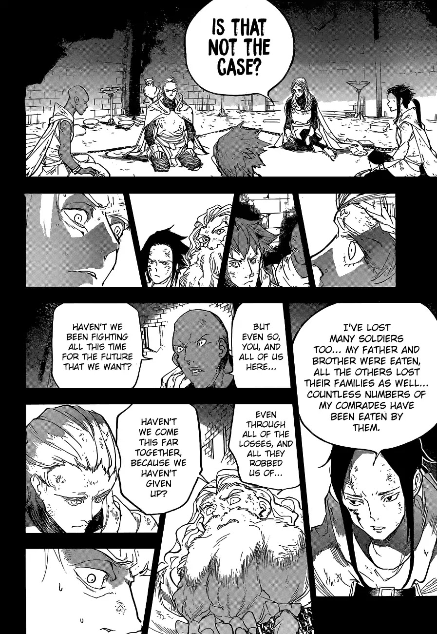 Yakusoku No Neverland Chapter 142  Online Free Manga Read Image 7