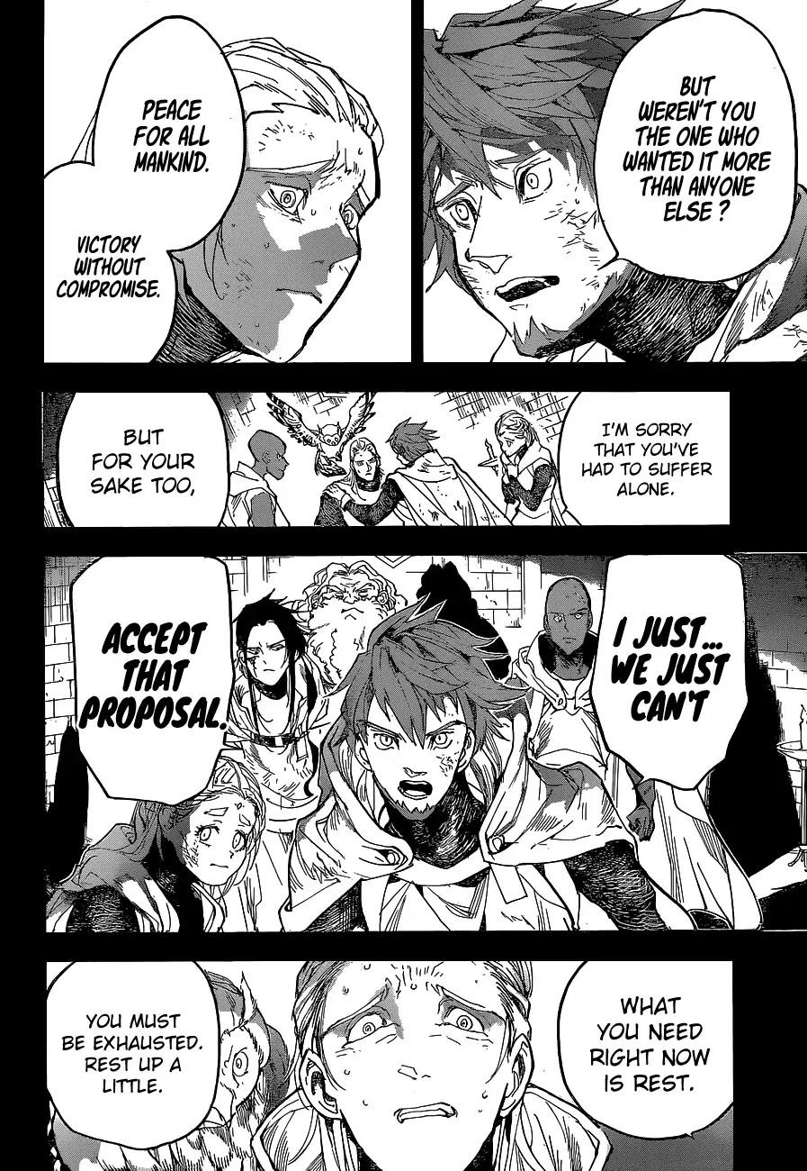 Yakusoku No Neverland Chapter 142  Online Free Manga Read Image 9