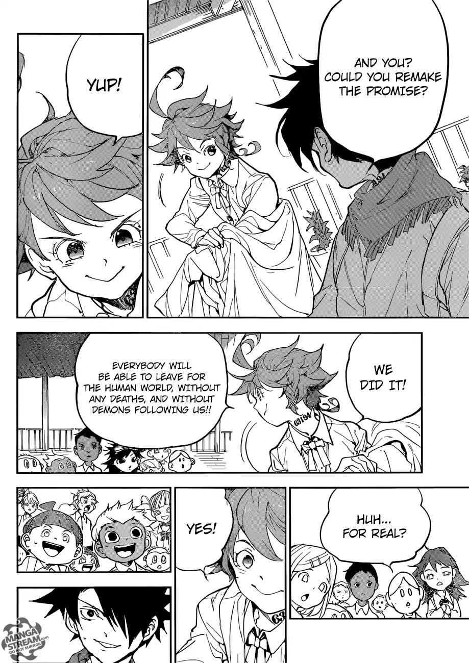 Yakusoku No Neverland Chapter 144  Online Free Manga Read Image 17