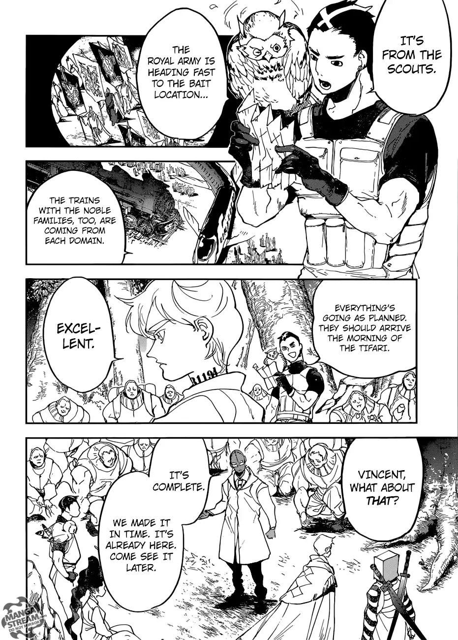 Yakusoku No Neverland Chapter 145  Online Free Manga Read Image 11