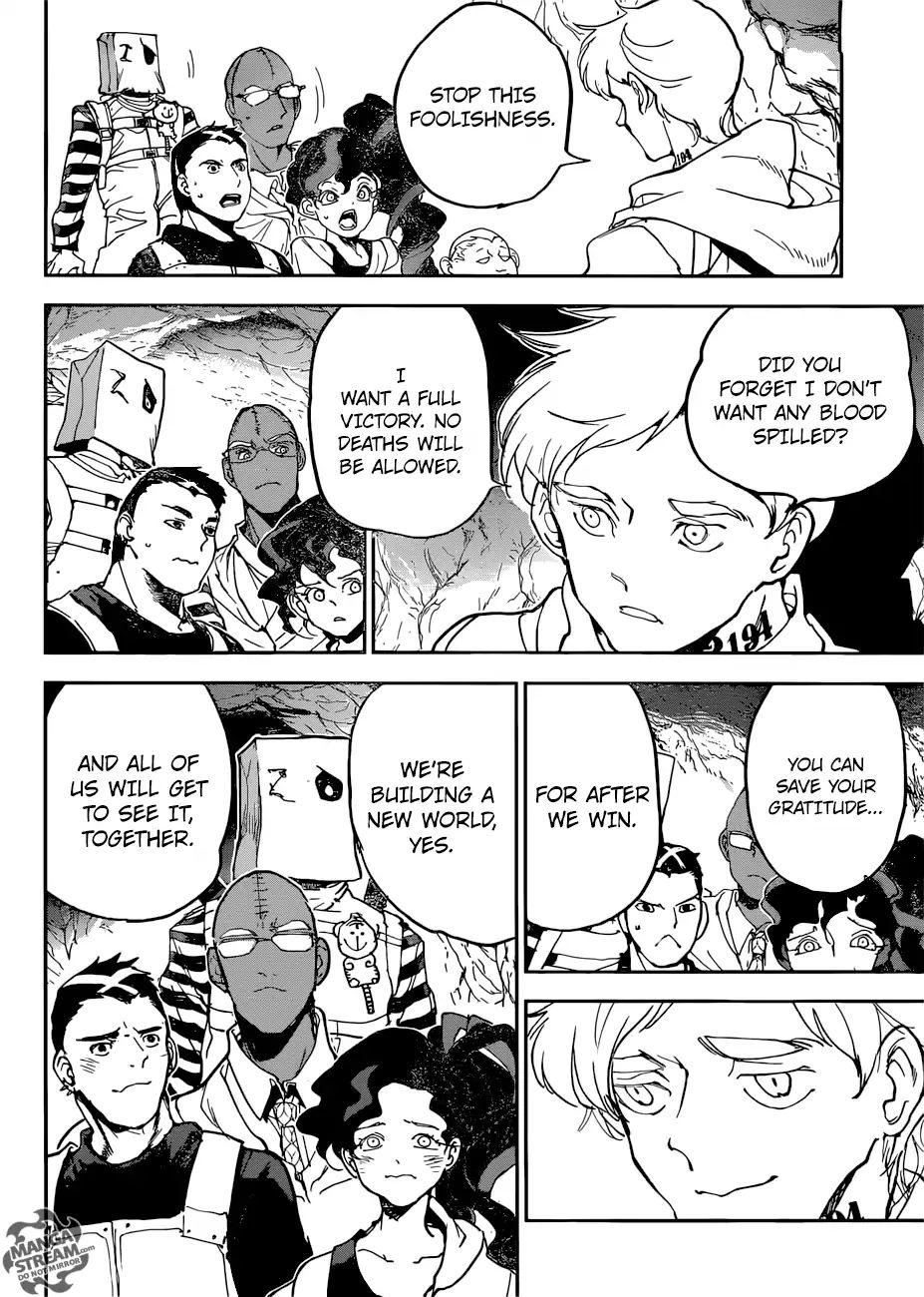 Yakusoku No Neverland Chapter 145  Online Free Manga Read Image 15
