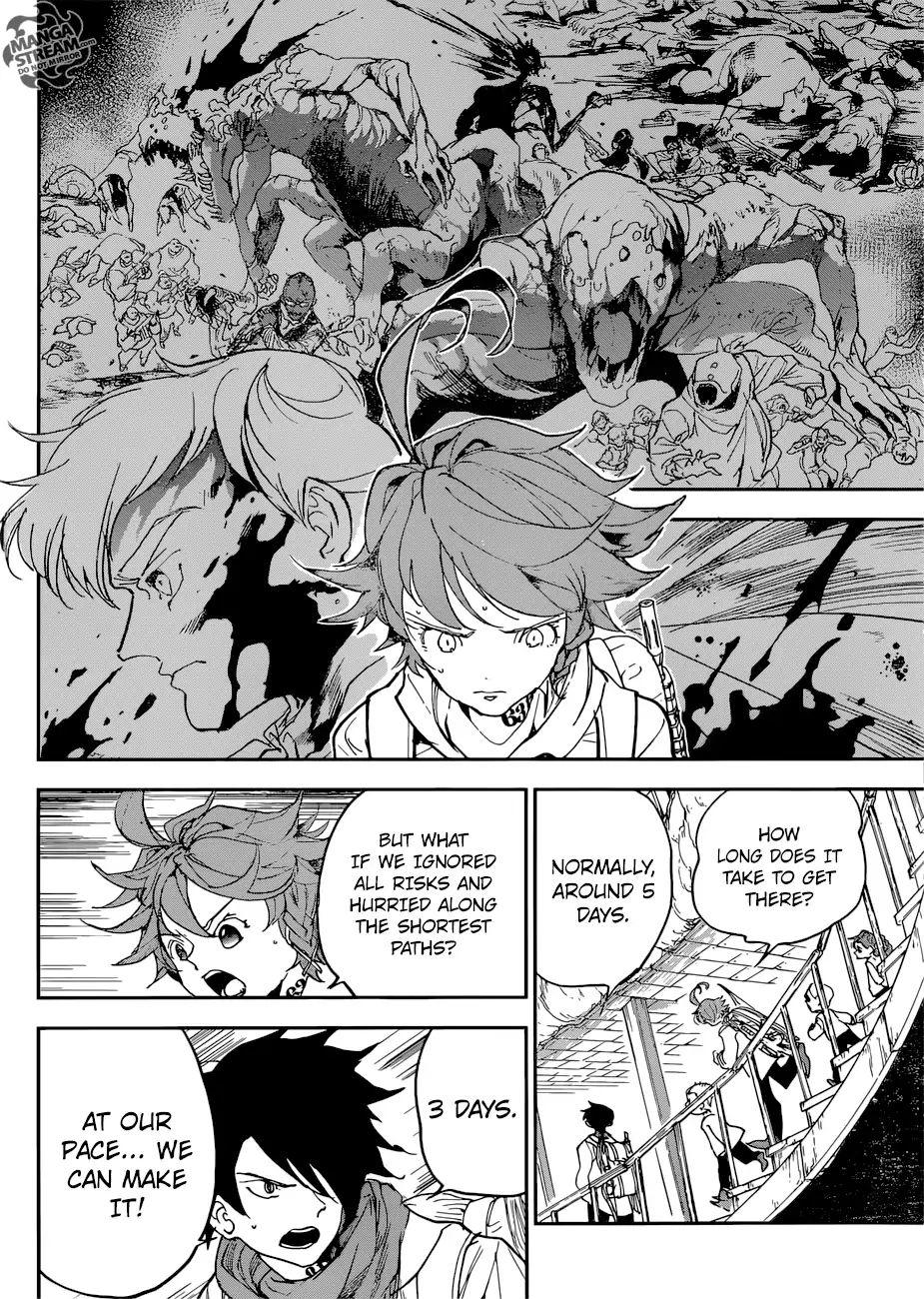 Yakusoku No Neverland Chapter 145  Online Free Manga Read Image 5