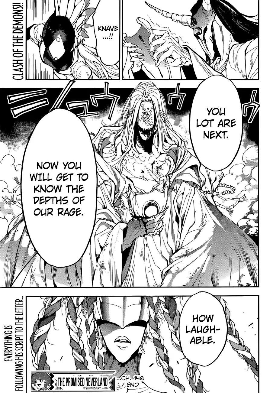 Yakusoku No Neverland Chapter 146  Online Free Manga Read Image 20