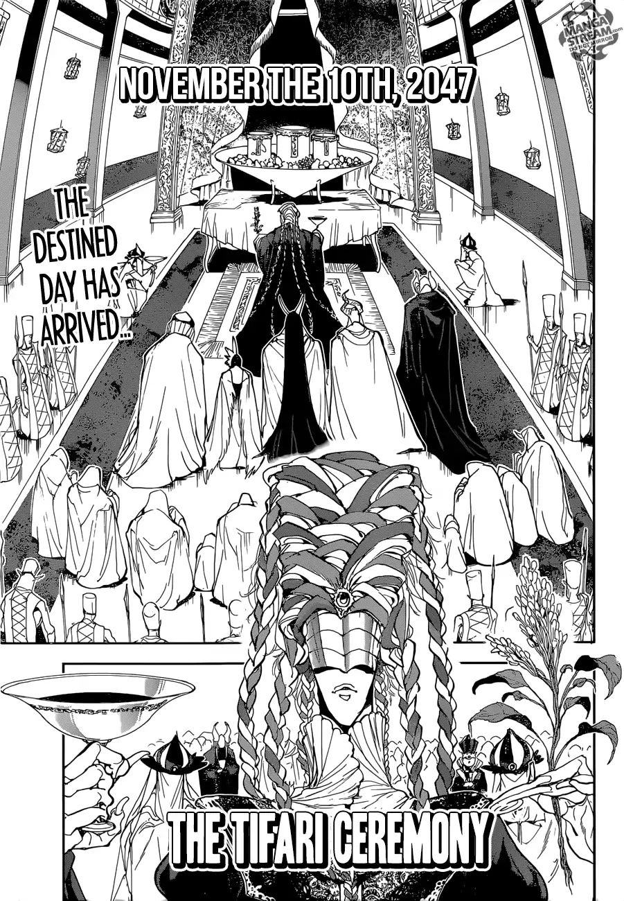 Yakusoku No Neverland Chapter 146  Online Free Manga Read Image 3