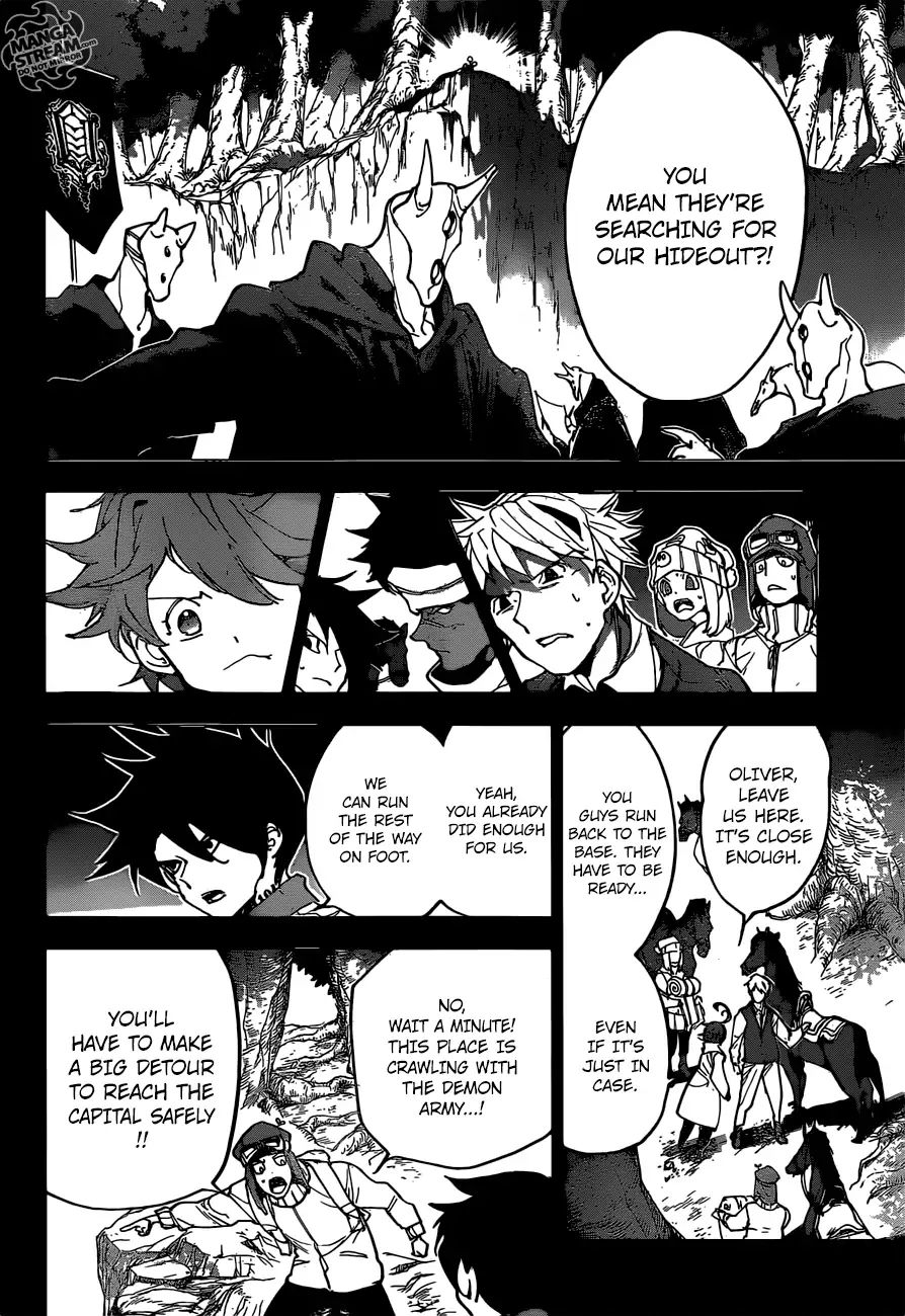 Yakusoku No Neverland Chapter 148  Online Free Manga Read Image 15