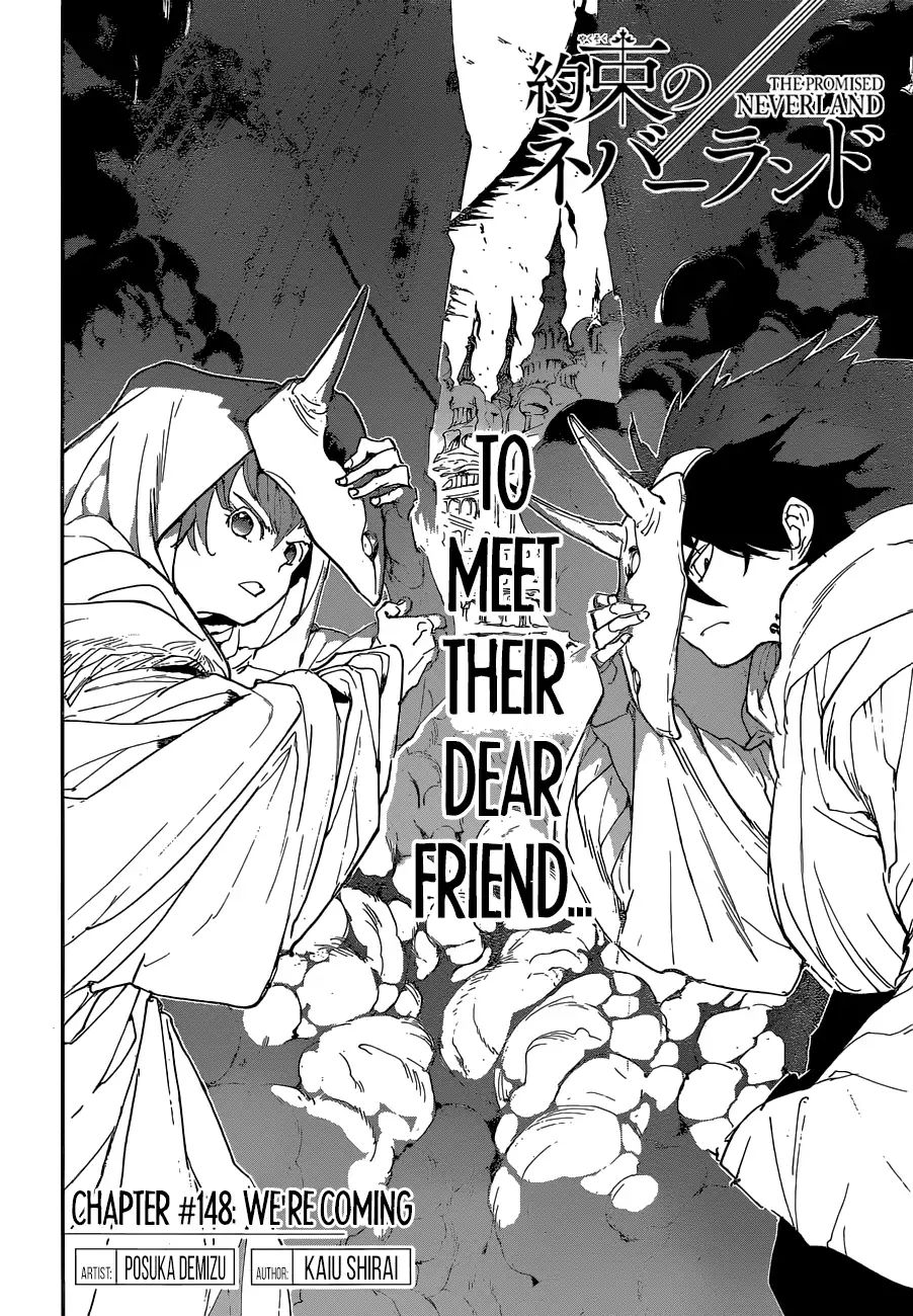 Yakusoku No Neverland Chapter 148  Online Free Manga Read Image 5