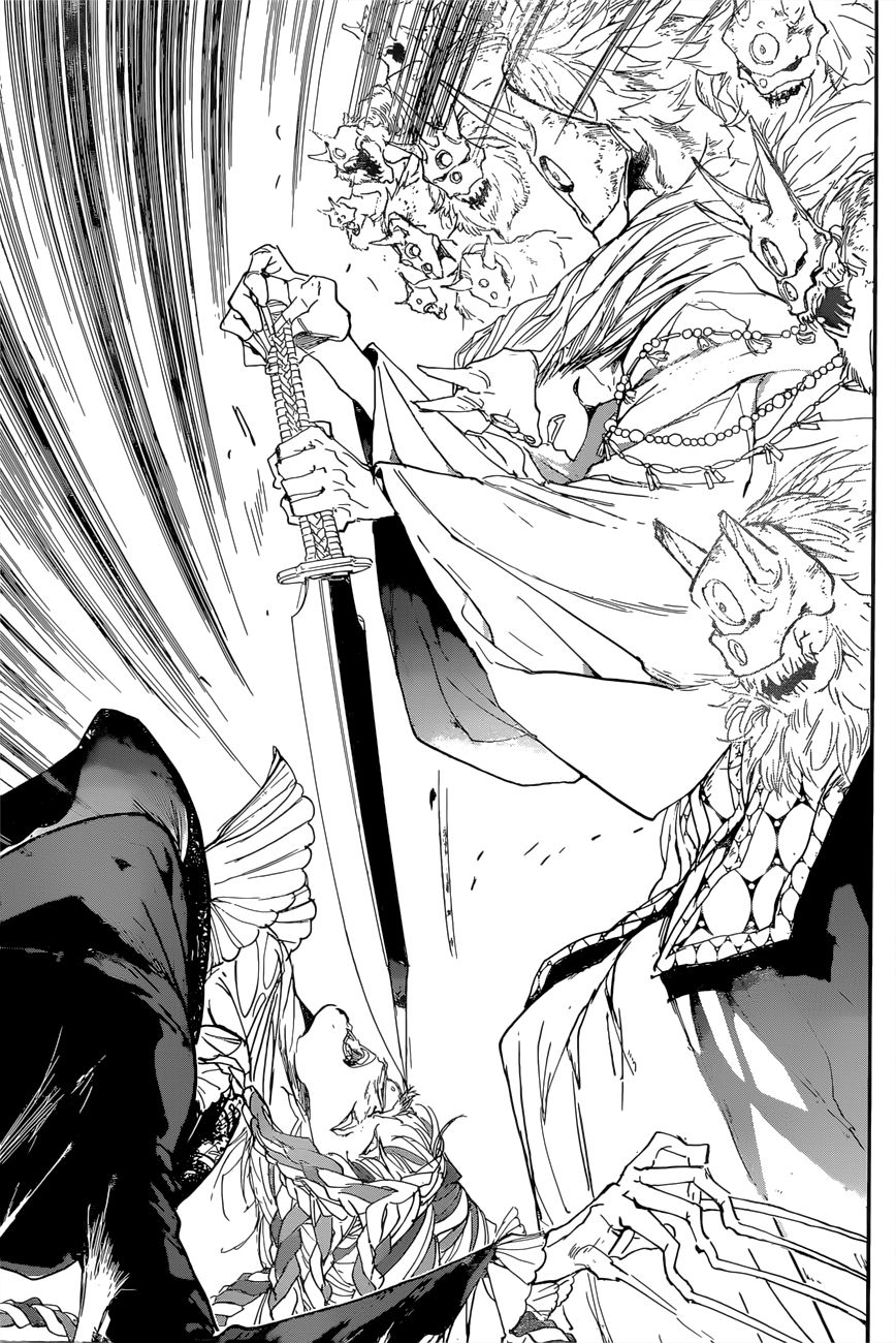 Yakusoku No Neverland Chapter 150  Online Free Manga Read Image 10