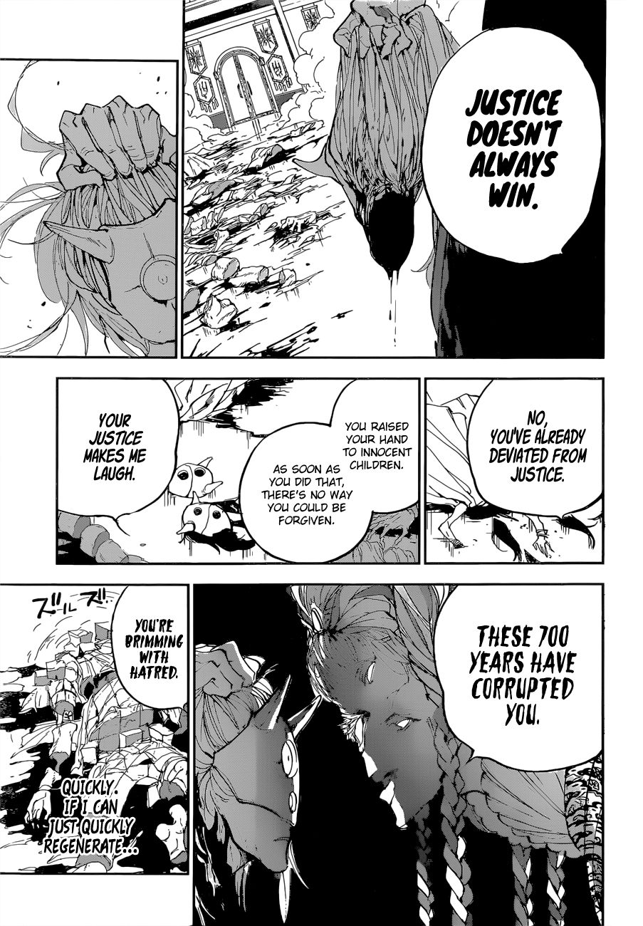 Yakusoku No Neverland Chapter 150  Online Free Manga Read Image 14