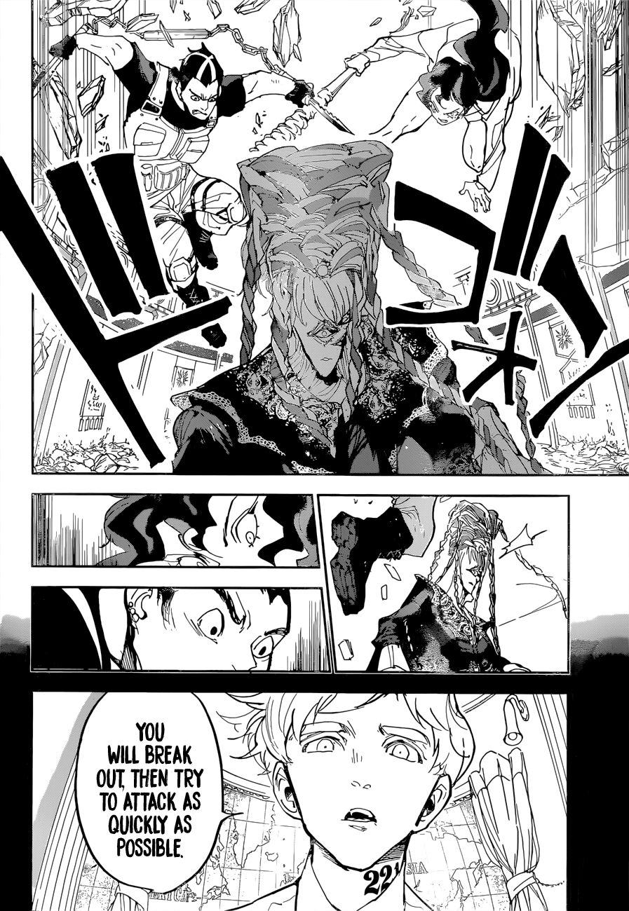 Yakusoku No Neverland Chapter 151  Online Free Manga Read Image 5