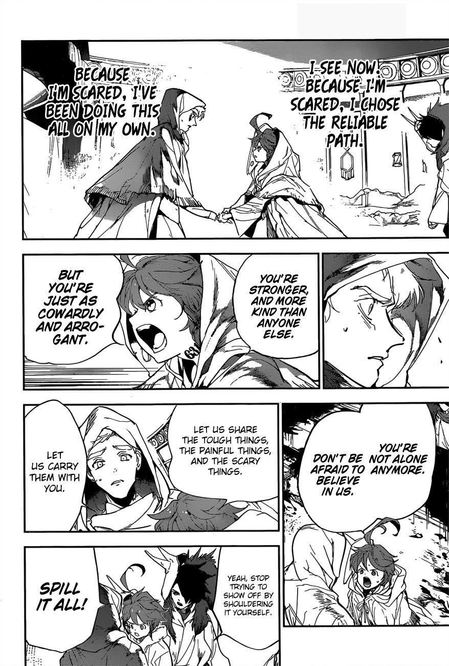 Yakusoku No Neverland Chapter 153  Online Free Manga Read Image 16