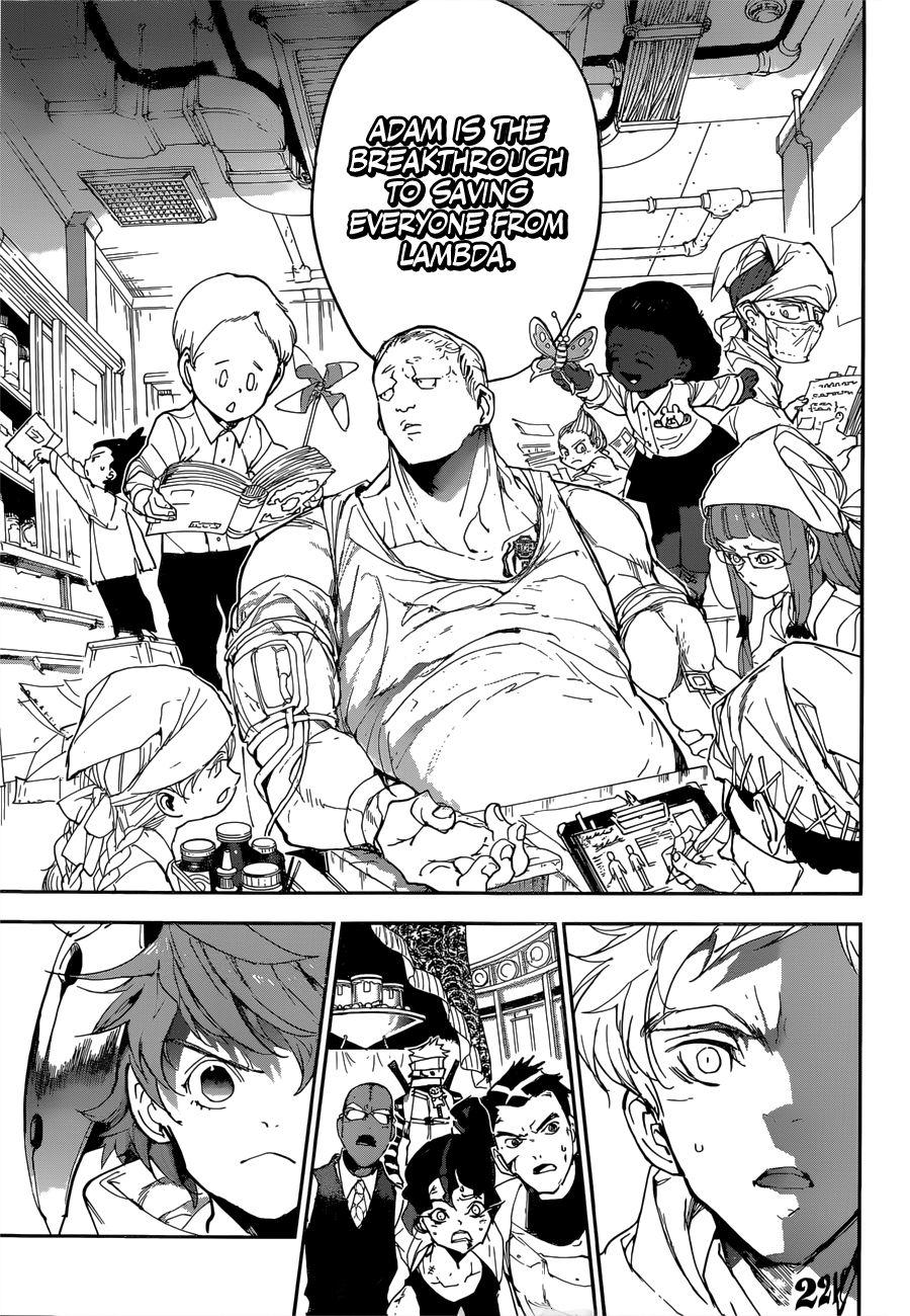 Yakusoku No Neverland Chapter 154  Online Free Manga Read Image 13