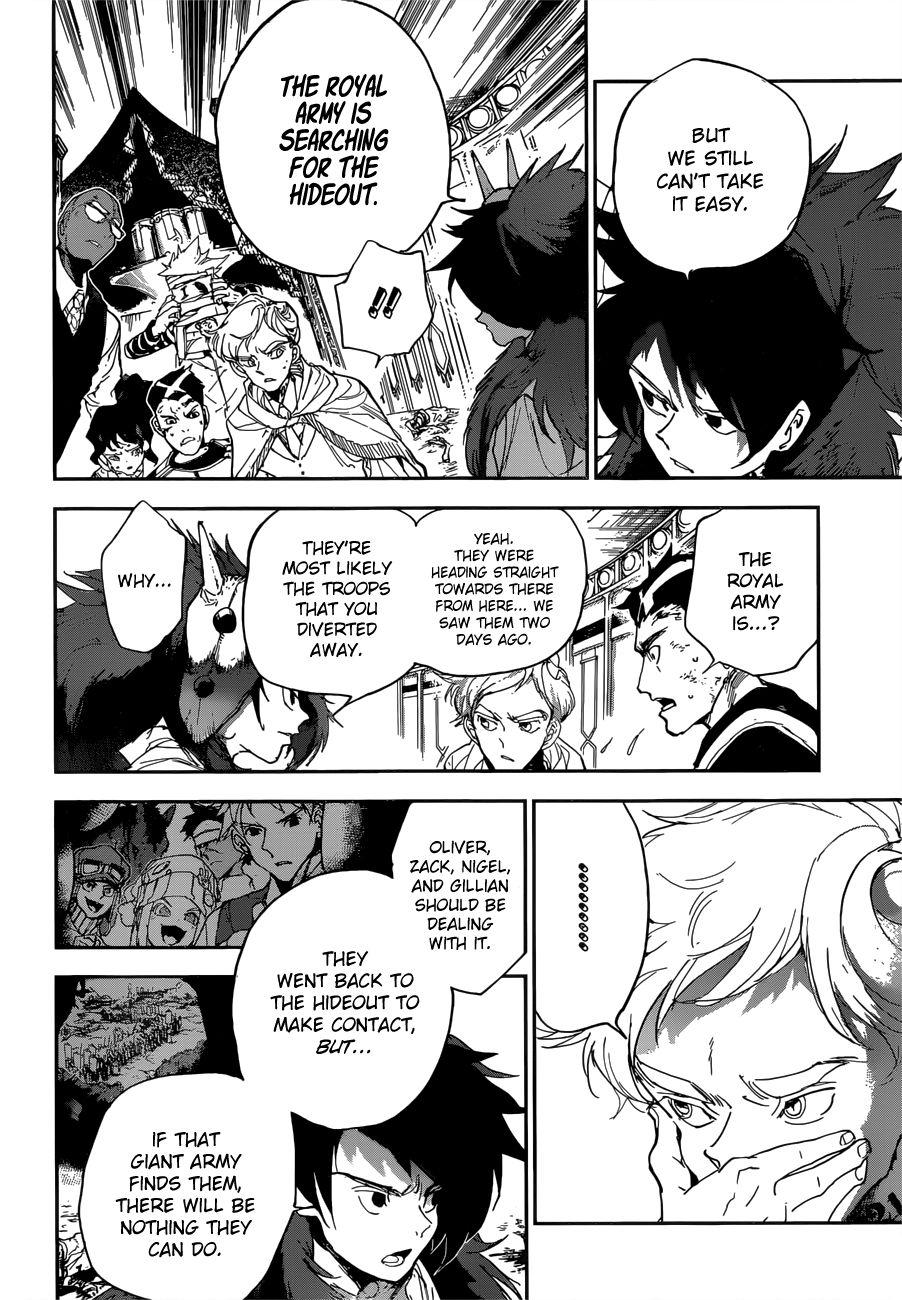 Yakusoku No Neverland Chapter 154  Online Free Manga Read Image 14