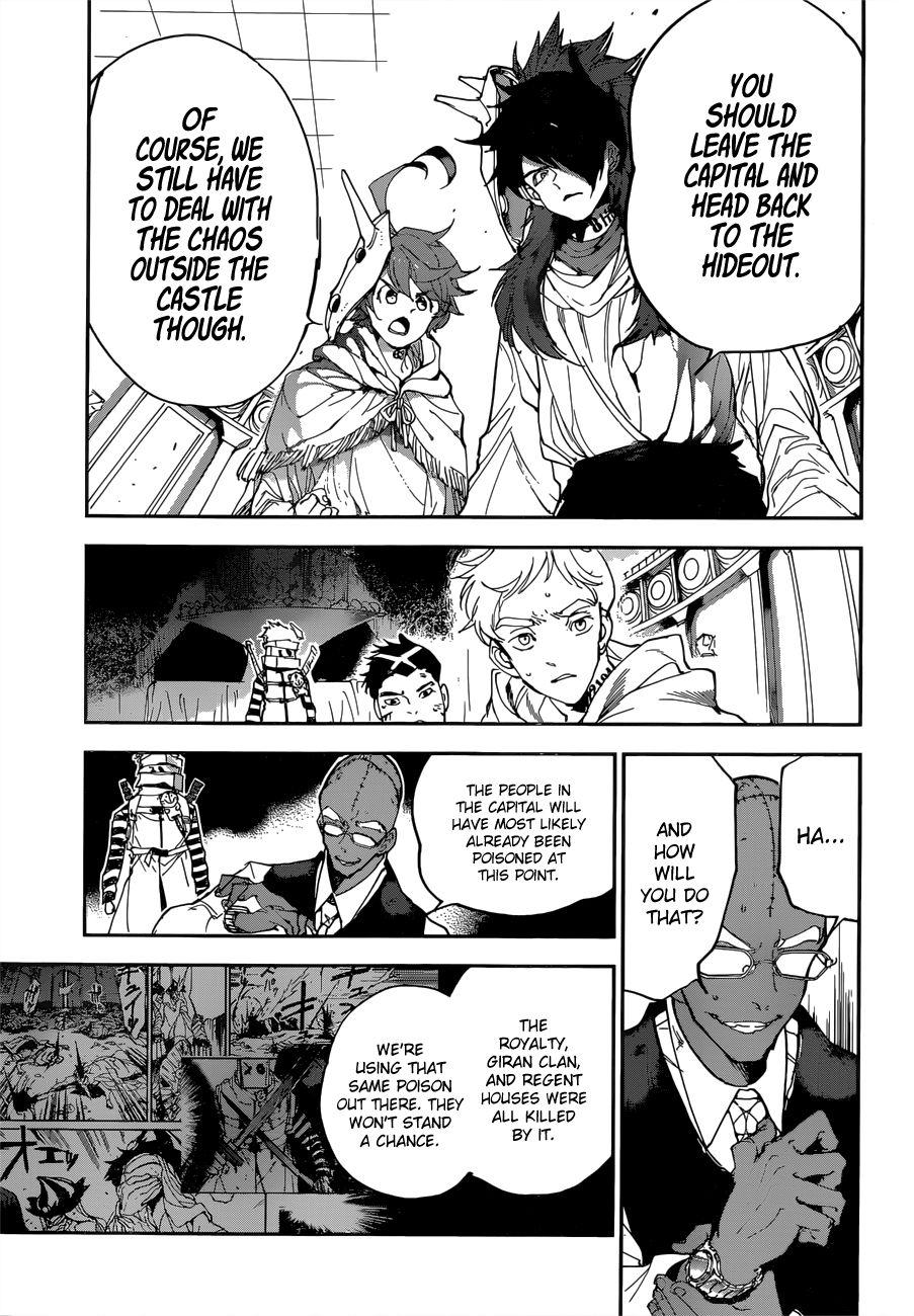 Yakusoku No Neverland Chapter 154  Online Free Manga Read Image 15