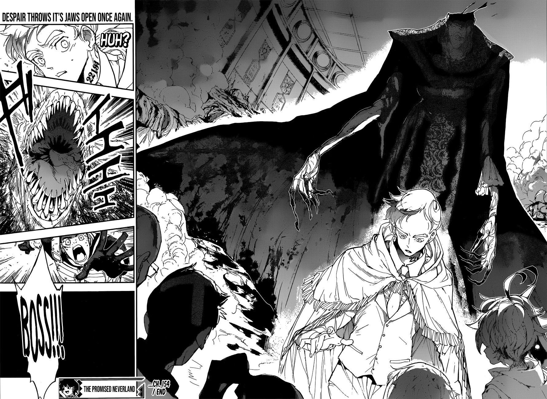 Yakusoku No Neverland Chapter 154  Online Free Manga Read Image 18