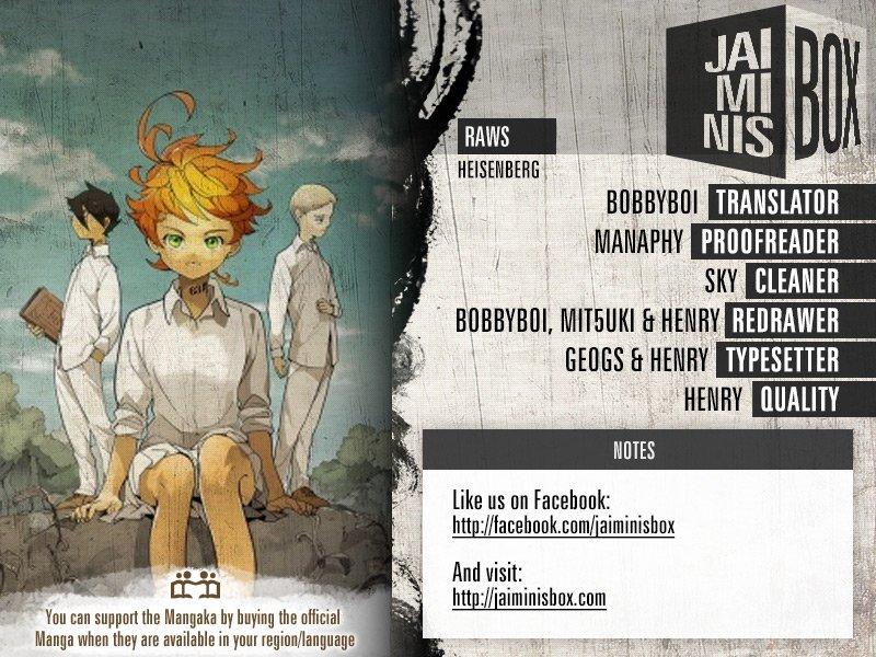 Yakusoku No Neverland Chapter 154  Online Free Manga Read Image 2